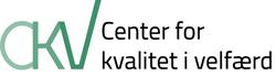Center for Kvalitet i Velfærd Logo